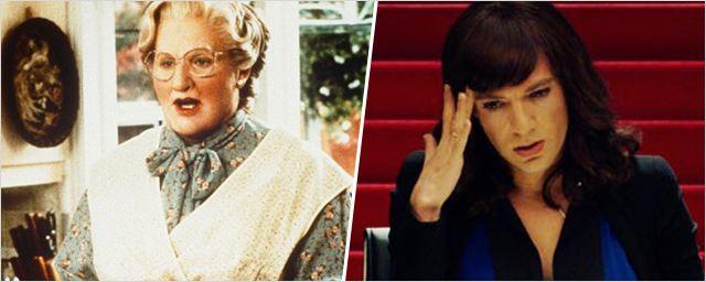 Il est (b)elle : quand les acteurs se travestissent au cinéma, de Robin Williams à Jonathan Lambert...