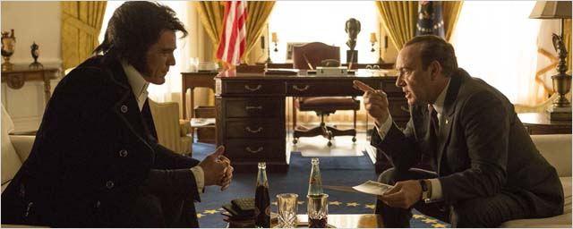 Bande-annonce Elvis & Nixon : quand le Président des USA rencontre The King à la Maison Blanche