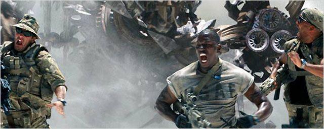 Transformers 5 : Tyrese Gibson est de retour