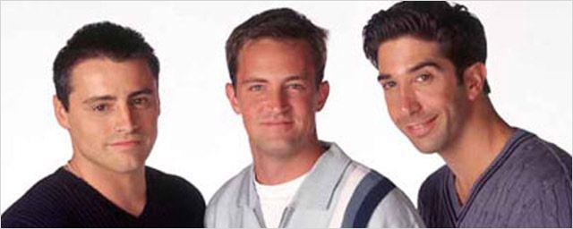 Friends : l'éclat de rire de Joey qui nous avait échappé !