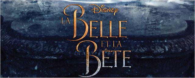 La Belle et la Bête : la rose enchantée figée dans la glace sur la 1ère affiche