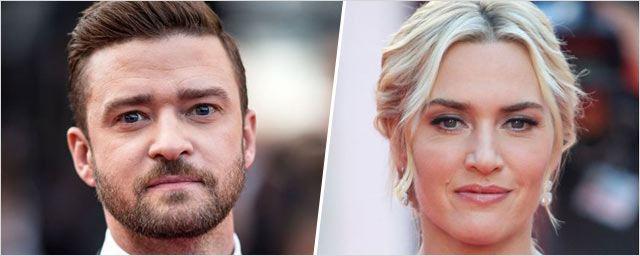 Justin Timberlake et Kate Winslet... Le casting du prochain Woody Allen
