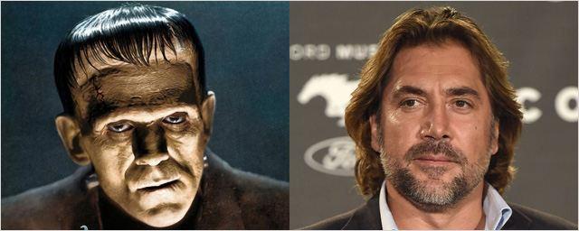 Javier Bardem en créature de Frankenstein ?