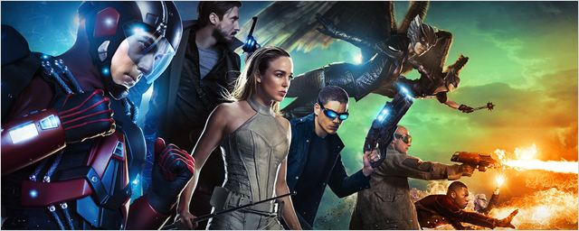 Legends of Tomorrow : les héros perdus dans le temps selon le synopsis de la saison 2 ?
