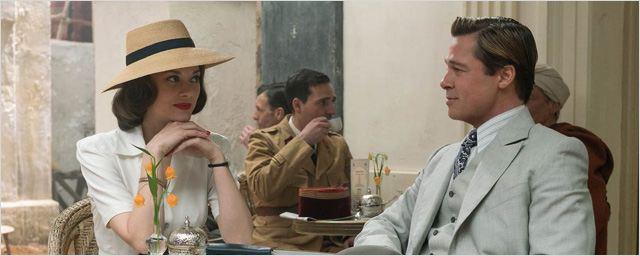 Alliés : jeux d'espion avec Brad Pitt et Marion Cotillard dans le teaser