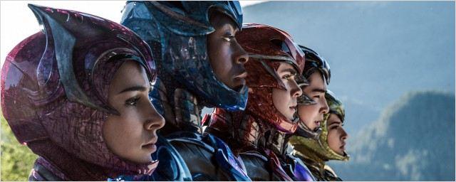 Power Rangers : les stars de la série absentes du reboot
