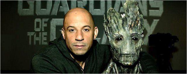 Les Gardiens de la Galaxie 2 : Bébé Groot aura-t-il la voix grave de Vin Diesel ? James Gunn répond !