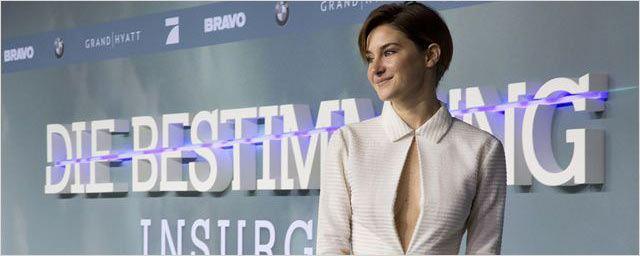 """Divergente 4 en téléfilm : Shailene Woodley n'est """"pas forcément intéressée"""""""