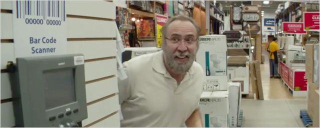 Nicolas Cage à la recherche de Ben Laden dans la bande-annonce d'Army of One