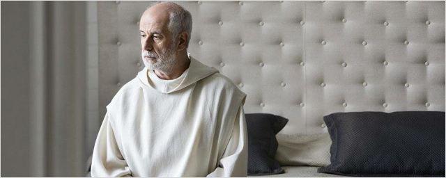 Bande-annonce Les Confessions : Toni Servillo en moine énigmatique fait face au politicien Daniel Auteuil