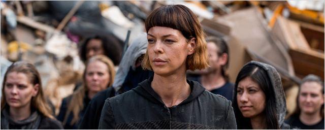 The Walking Dead : la nouvelle venue Pollyanna McIntosh dément les rumeurs sur son personnage