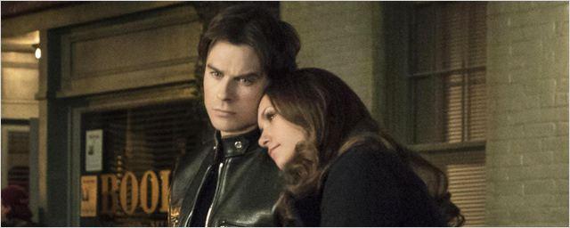 Vampire Diaries : une demande en mariage coupée au montage du dernier épisode !