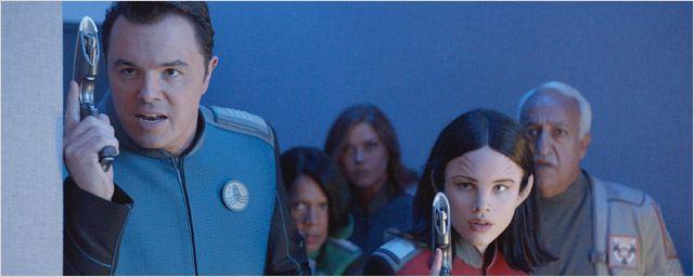 The Orville : Seth MacFarlane parodie Star Trek dans la bande-annonce de sa série