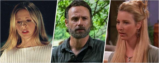 The Walking Dead, Friends, Buffy... Les 100èmes épisodes de séries les plus marquants