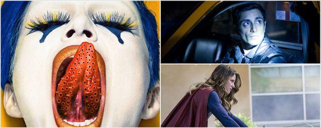 American Horror Story, The Night of, Supergirl... Les rendez-vous séries du 30 octobre au 05 novembre