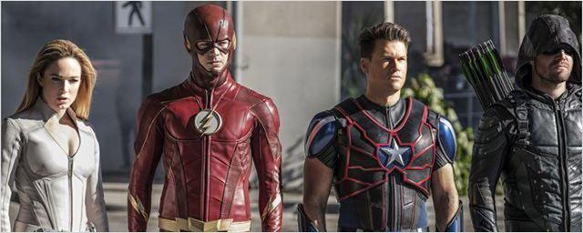 Audiences US : quel score pour le crossover Flash / Legends of Tomorrow ?