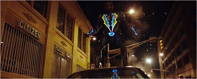 Black Lightning reprend du service dans le teaser de la série DC Comics de la CW