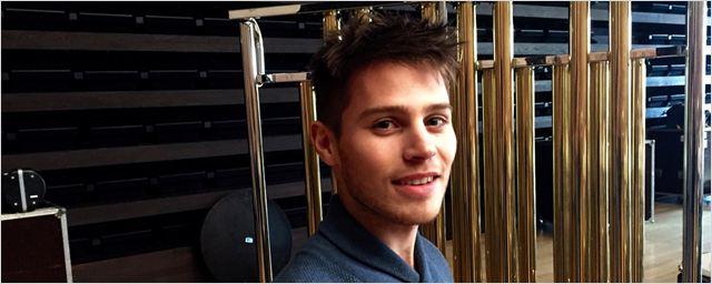 Audran Cattin : des Bracelets rouges à Philharmonia, portrait d'un jeune acteur [INTERVIEW]