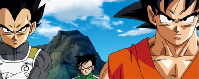 Dragon Ball Z - La Résurrection de F : 3 extraits du combat Freezer / Son Goku !