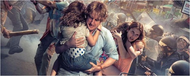 Sortie Blu-ray et DVD No Escape : incendie sur le tournage, scène coupée, contre-emploi pour Owen Wilson... Tout en 4 vidéos !