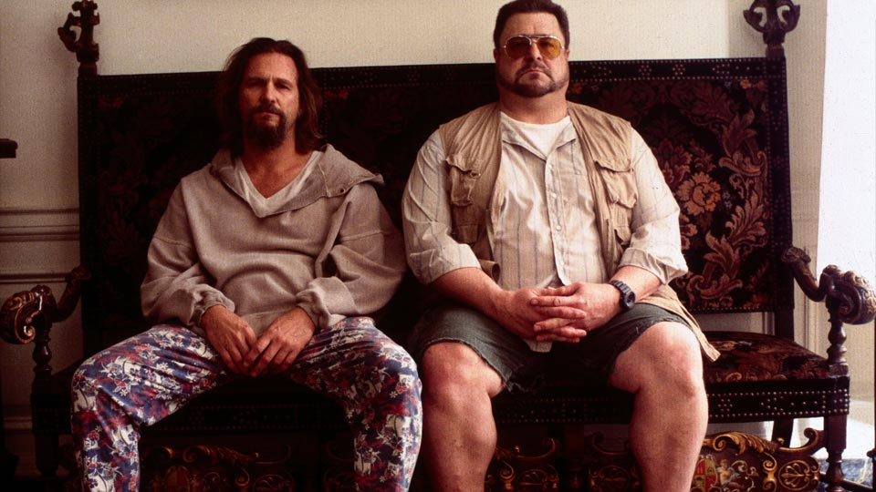 trailer du film the big lebowski the big lebowski bande annonce 4 vo allocin. Black Bedroom Furniture Sets. Home Design Ideas