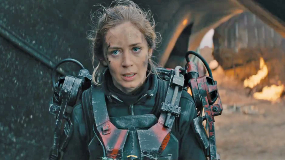 Trailer Du Film Edge Of Tomorrow Edge Of Tomorrow Bande