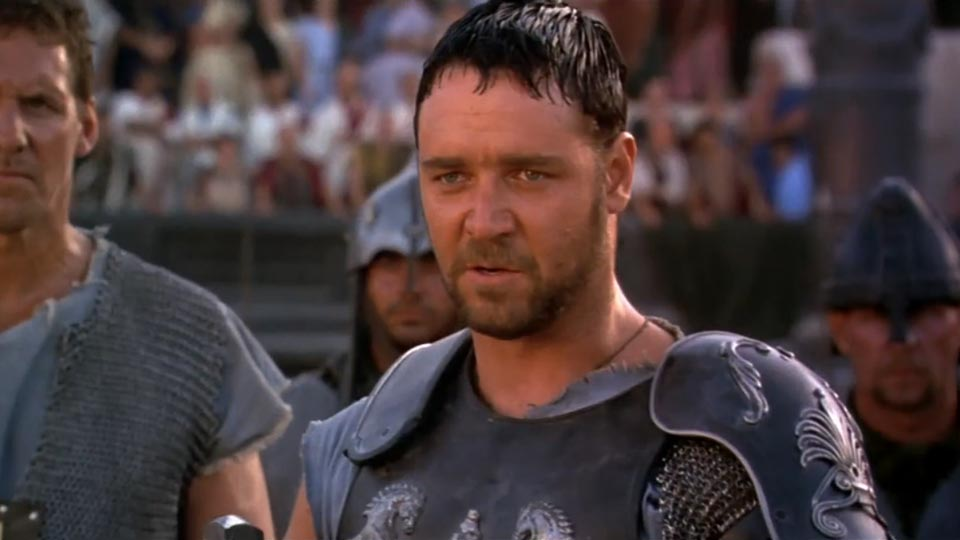analysis of the gladiator trailer Gladiator movie reviews & metacritic score: before maximus (crowe), the heroic roman general, can honor the wishes of his dying emperor marcus aurelius (harr.