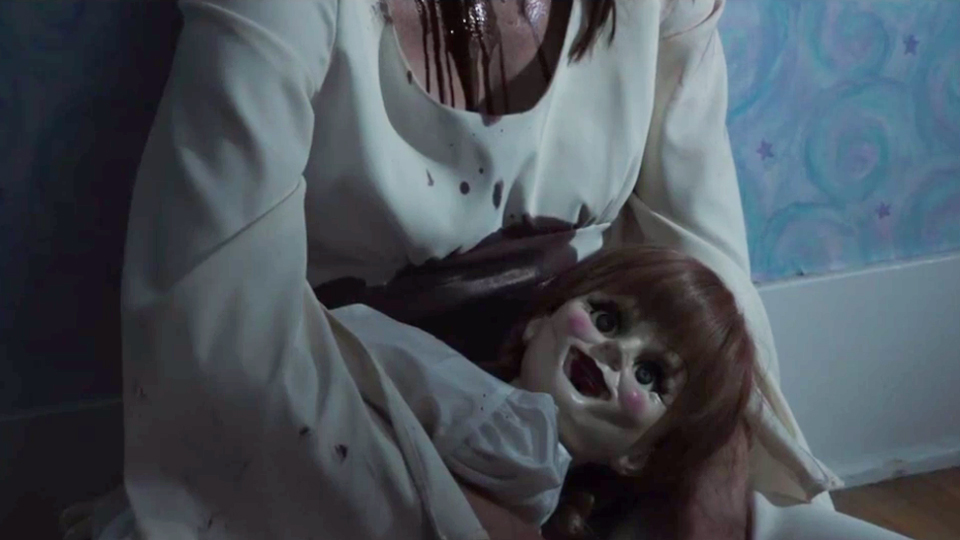 Trailer du film annabelle annabelle bande annonce 2 vo for Chambre 1408 bande annonce vf