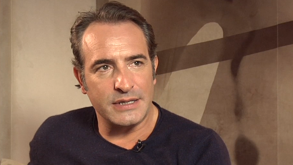 Interview jean dujardin la french un film rare for Jean dujardin taille
