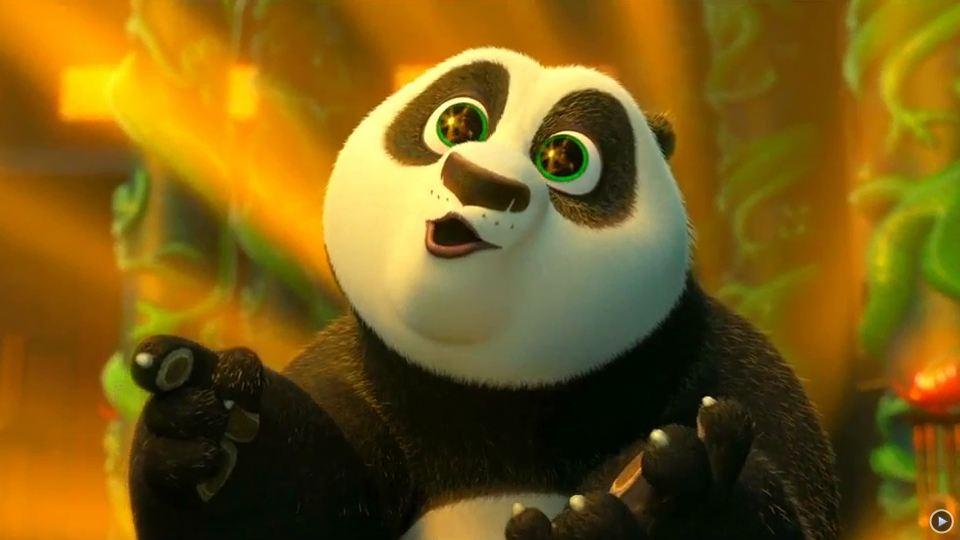 bande annonce 1 vf de kung fu panda 3 2016 au cin ma villeneuve sur lot grand ecran. Black Bedroom Furniture Sets. Home Design Ideas