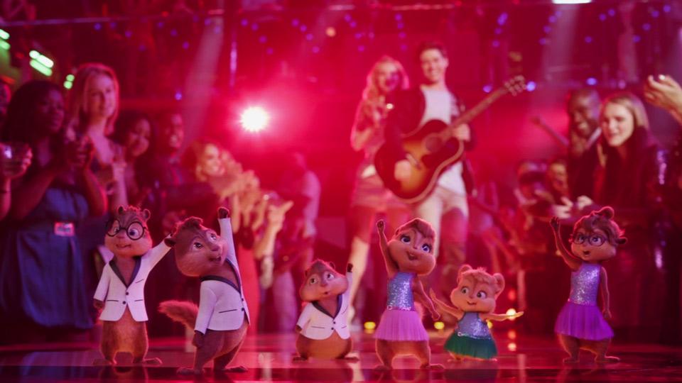 Musique Alvin Et Les Chipmunks