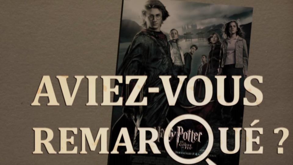 Aviez vous remarqu harry potter et la coupe de feu - Harry potter et la coupe de feu en streaming ...