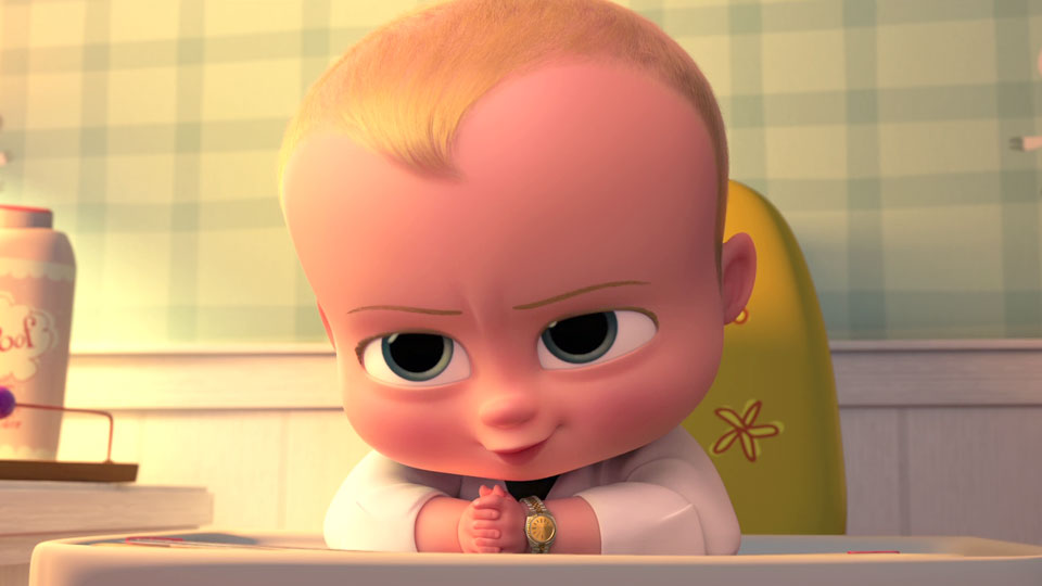 Trailer Du Film Baby Boss Baby Boss Bande Annonce 2 Vo