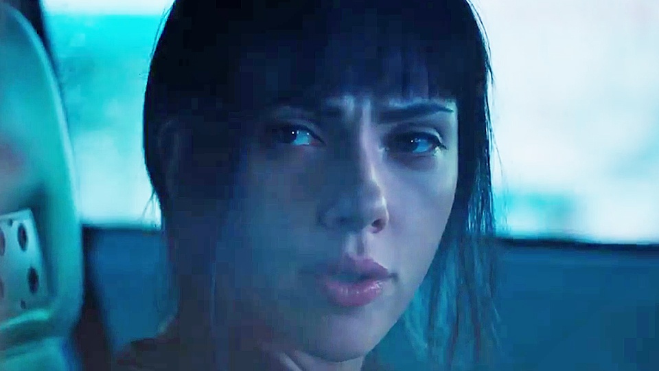 Ghost In The Shell Bande-annonce finale VO