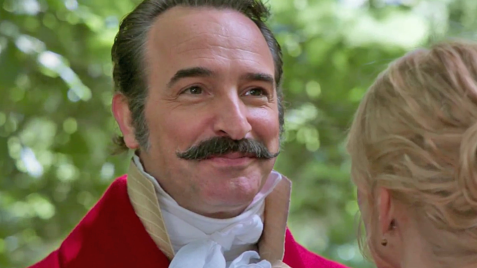 Trailer du film le retour du h ros le retour du h ros for Jean dujardin interview