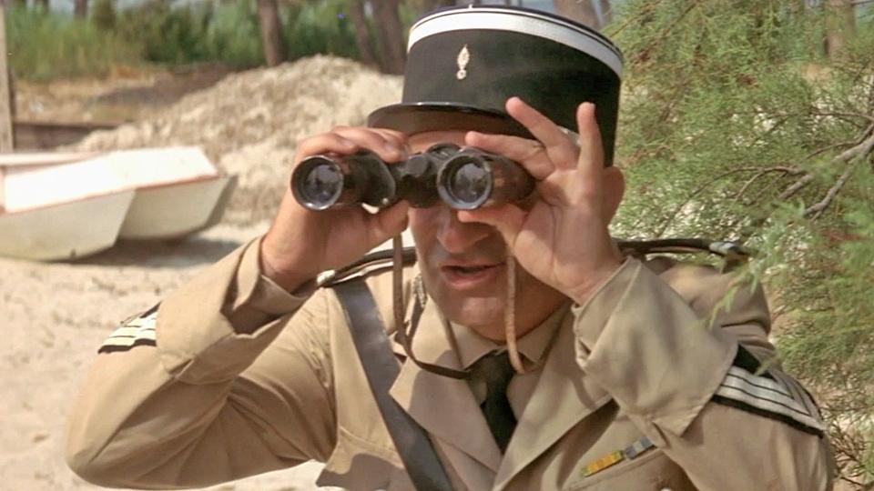 Le Gendarme De Saint Tropez Teaser Nudistes