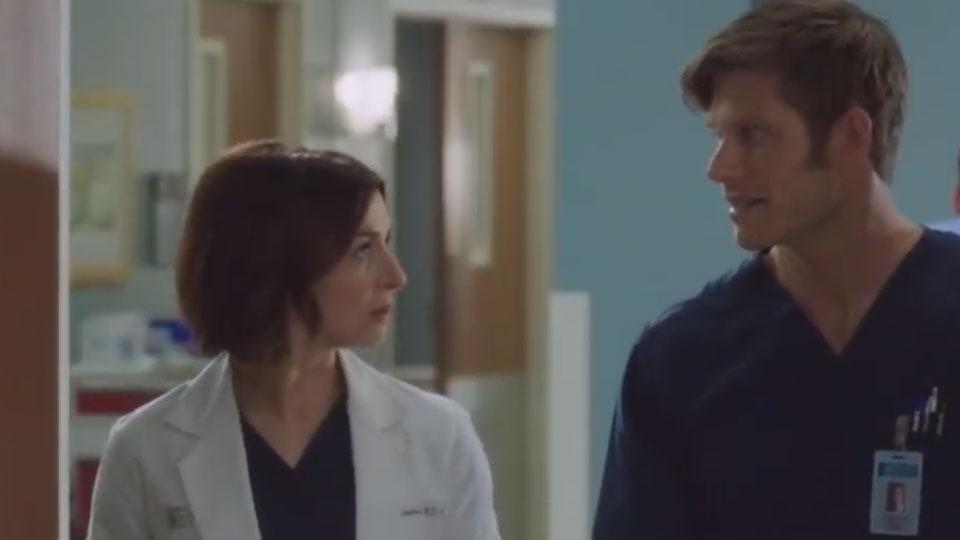 Grey's Anatomy - saison 15 - épisode 18 Teaser VO - Teaser ...