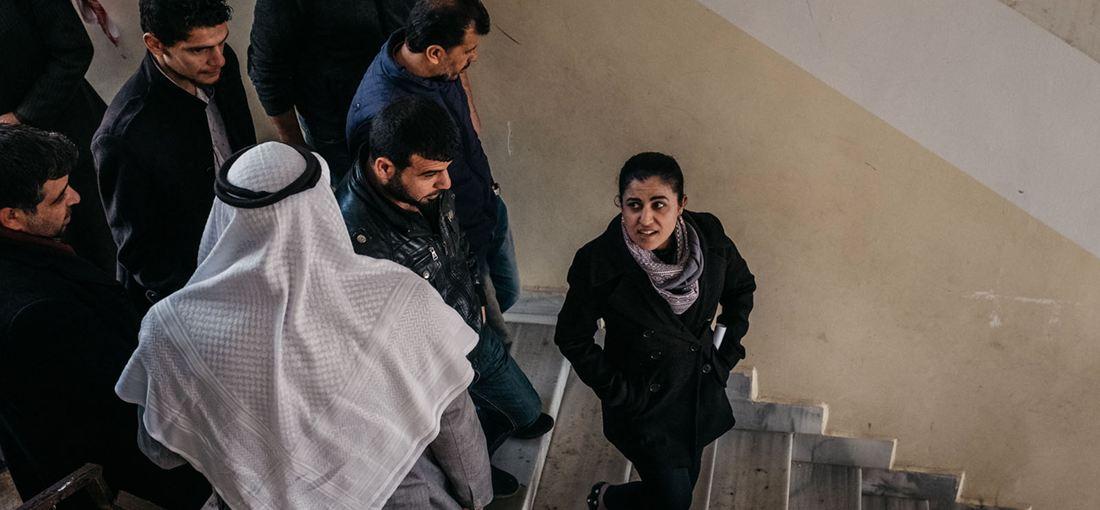 Photo du film 9 jours à Raqqa