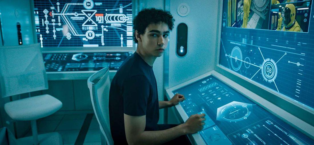 Photo du film Voyagers