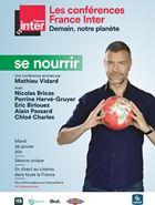 Se nourrir - Conférence France Inter
