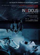 Insidious : la dernière clé en streaming