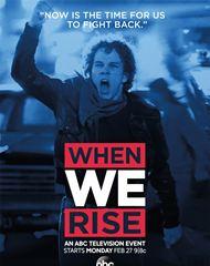 Affiche de la série When We Rise