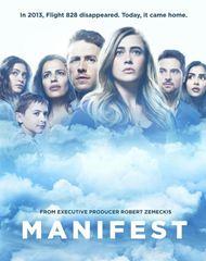 Affiche de la série Manifest