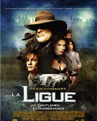 Affiche du film La Ligue des Gentlemen Extraordinaires