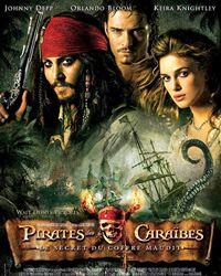 Affiche du film Pirates des Caraïbes : le Secret du Coffre Maudit