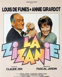 Affiche du film La Zizanie