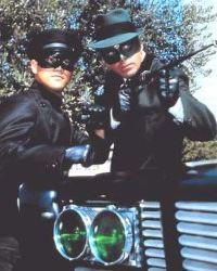 Affiche de la série The Green Hornet
