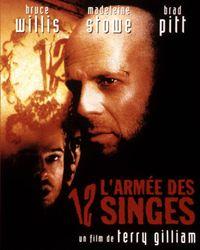 Affiche du film L'Armée des 12 singes