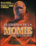 Affiche du film La Légende de la Momie
