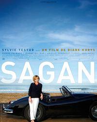 Affiche du film Sagan